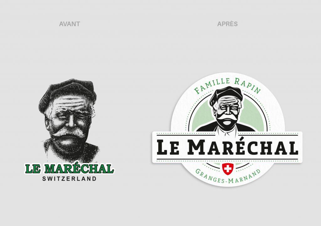 Le Maréchal / Logo