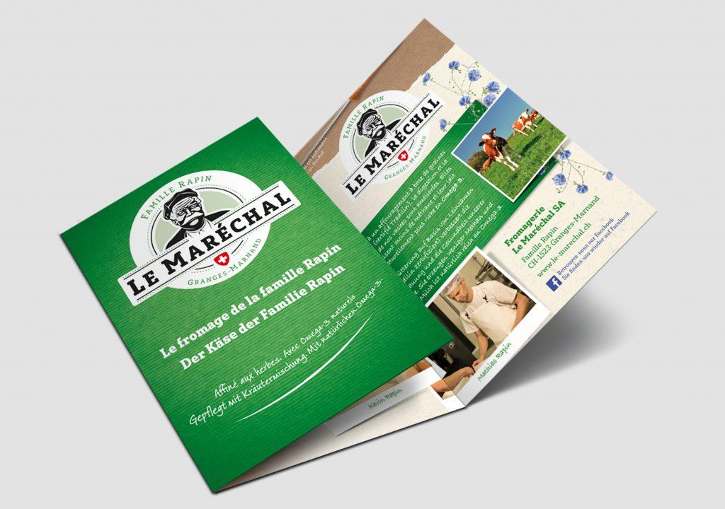 Le Maréchal / Brochure