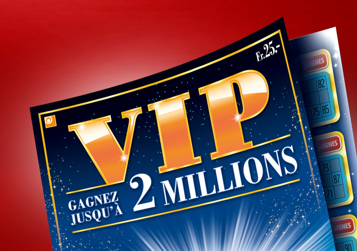 Turning a scratch ticket into a VIP pass!