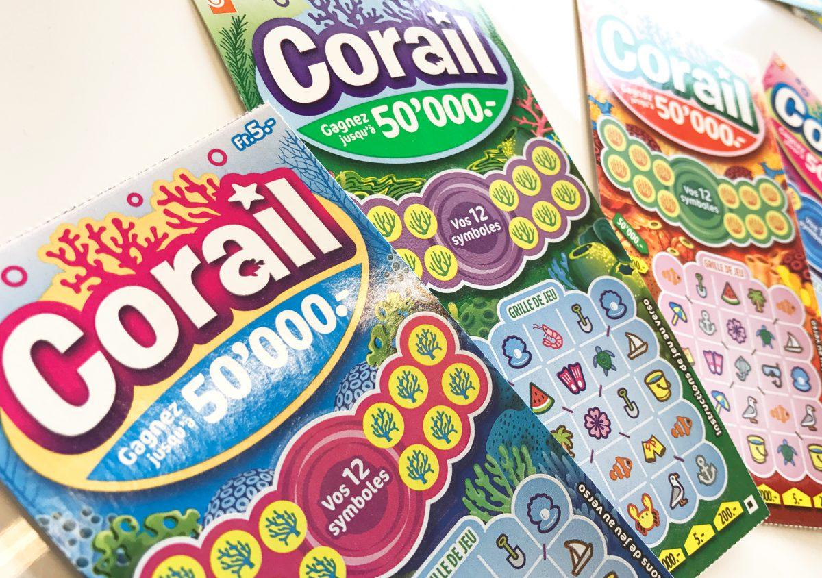Corail and Lagon, bring consumers summer fun
